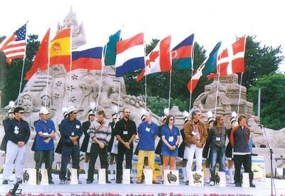 2004吹上浜砂の祭典
