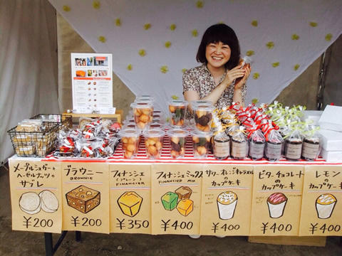 焼き菓子店Kukushka