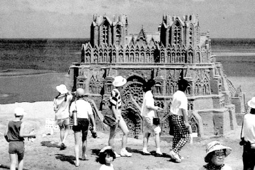 砂の祭典 ヒストリー