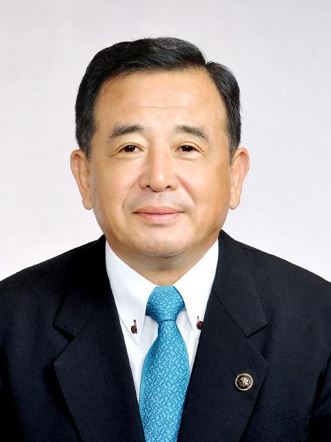 吹上浜砂の祭典実行委員会会長 南さつま市長 本坊 輝雄