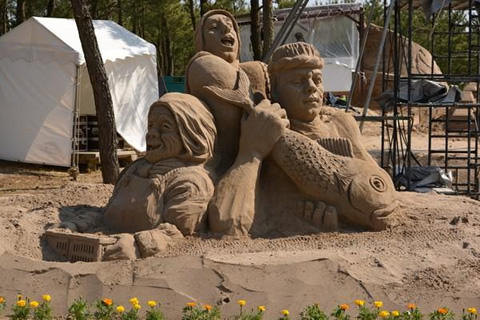 2017「砂の彫刻」選手権結果発表