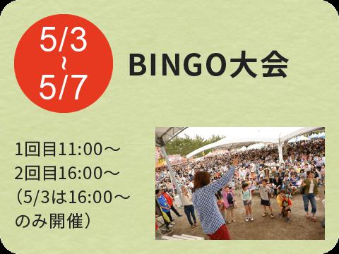 BINGO大会