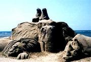 '01 吹上浜砂の祭典