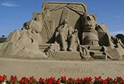 '09 吹上浜砂の祭典
