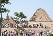 '13 吹上浜砂の祭典