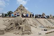 '18 吹上浜砂の祭典