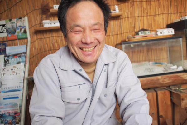 中村 築 砂の祭典実施推進本部 副本部長(日本砂像連盟所属)